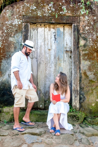 Cherish the Dress - Nicole e Rodrigo - em Paraty